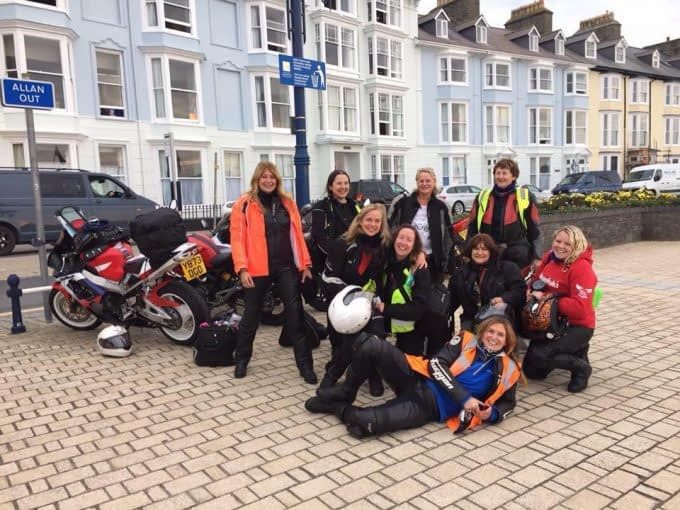 Women Only Motorcycle Training