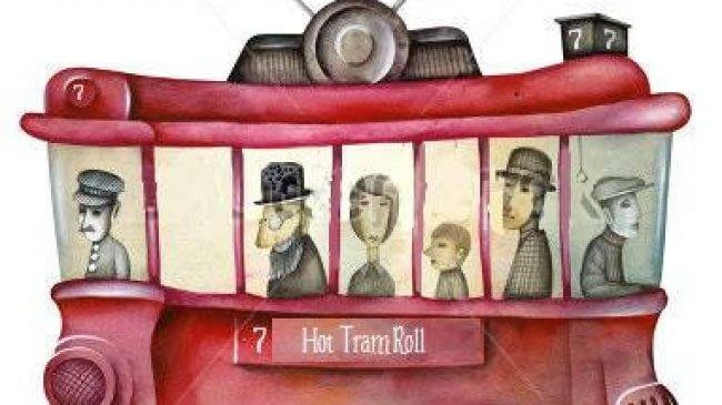 The Hot Tram Roll Keswick