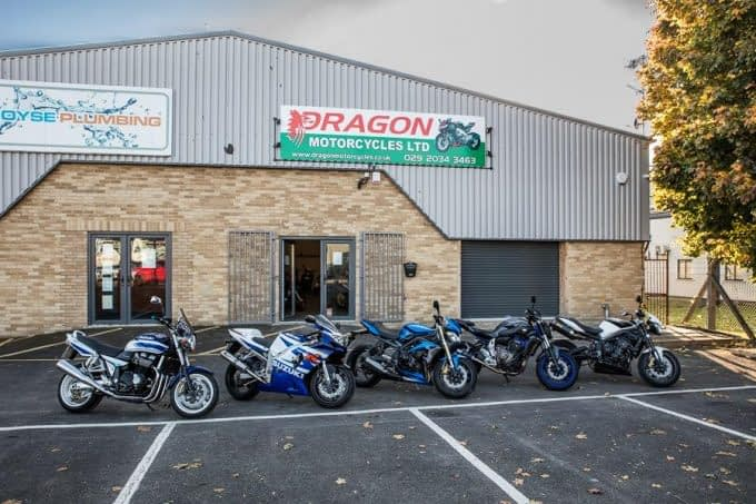 Dragon Motorcycles Ltd
