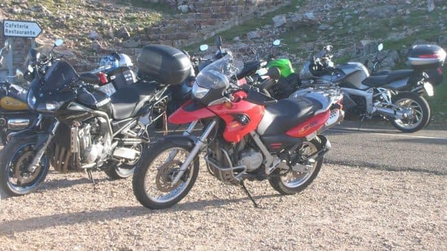 Sierra Alma Motorcycle Tours