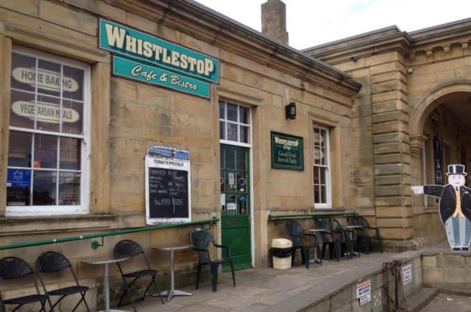 The Whistlestop Cafe