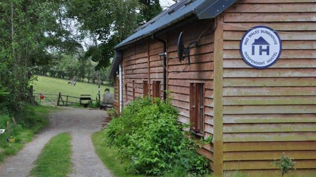 Mid Wales Bunkhouse