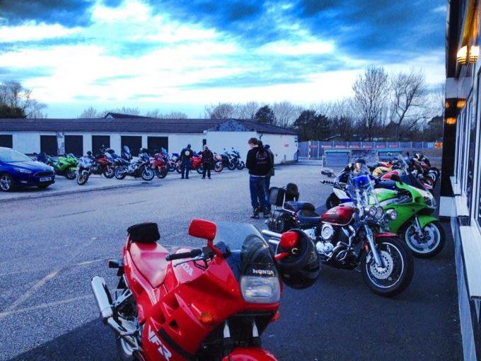 Coast Riders Diner
