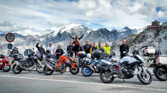 Guided Motorbike Tours