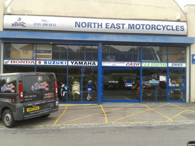 North East Motorcycles