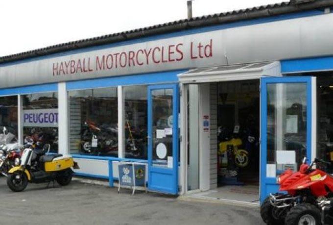 Hayball Motorcycles Ltd