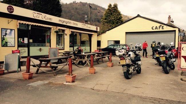 Mynydd Ddu Tea Rooms
