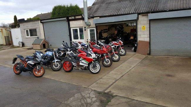 Davies Motorcycles