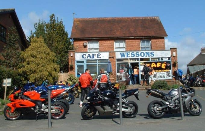 Wessons Cafe