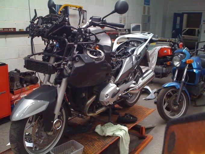 GJB Motorcycles