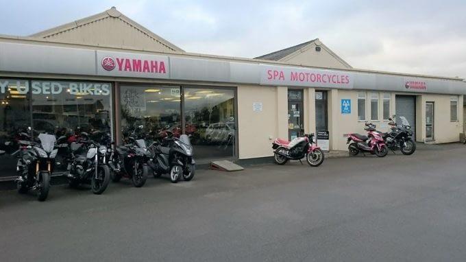 Spa Motorcycles Cheltenham