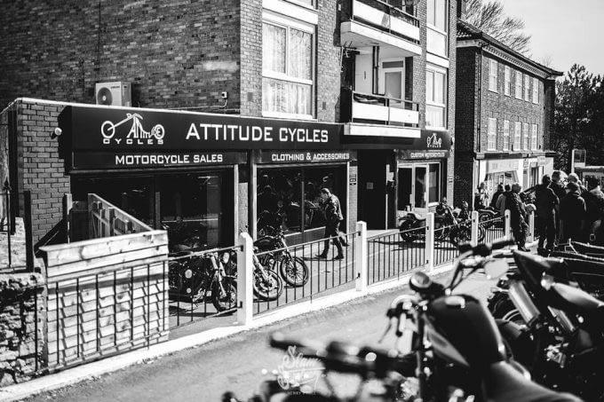 Attitude Custom Cycles