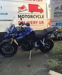 Motorcycle Delivery UK