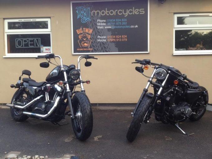 RJ Motorcycles