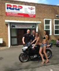 RRP – ROAD AND RACE PERFORMANCE