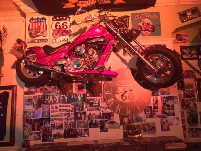 Penny Gill Rock Bar