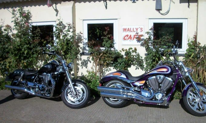 Wallys Cafe